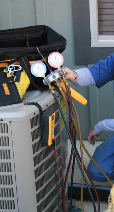 AC Heating & Cooling Service